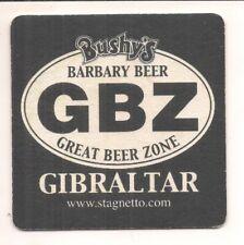 Sous bocks de bière  GIBRALTAR