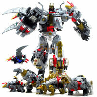 Transformation  Generations Power of the Primes Volcanicus Dinobot Toy kids gift