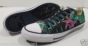 Converse Chuck Taylor All Star Low Top Multi Color Shoes 155398F
