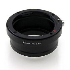 Kamera-Objektivadapter & -Zwischenringe für Pentax K/PK-und Micro Four Thirds