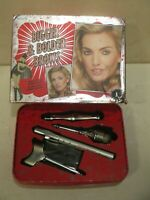 BENEFIT #1 BIGGER & BOLDER BROWS BUILDABLE-COLOR KIT FOR DRAMATIC BROWS BOXED