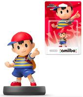 Amiibo NESS Super Smash Bros. Collection No.34 Nintendo Switch 3DS Wii Free Ship