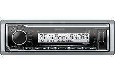 Kenwood KMR-M322BT Marine In-Dash Digital Media Receiver with Bluetooth