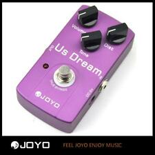 JOYO Electronic Guitar US Dream Distortion Guitar Effect Pedal JF34