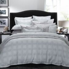 Private Collection Jacquard Geometric Quilt Covers