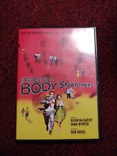 Invasion of the Body Snatchers (Dvd, 2012)