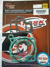 Tusk Top End Gasket Kit 91-01 SUZUKI RM80