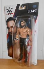 WWE - Elias - Mattel Basics - Series 88 - wrestling figure