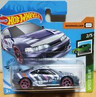 Hot Wheels 2020 HW Speed Blur #97 2001 01 Honda Acura INTEGRA GSR Purple Type R