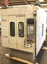Brother #Tc-324N Cnc Drilling & Tapping Center
