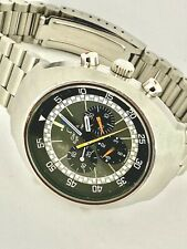 Omega Vintage Flightmaster Watch Chronograph 145.036