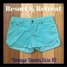 Denim/Cordouroy Shorts, Preloved, Ripcurl, Size 10, Great Condition