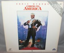 Coming To America 1988 Laserdisc Paramount Home Video Laser Disc