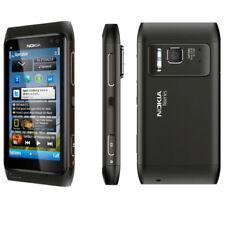 Black Original Nokia Lumia N8 N8-00 Unlocked  GPS 3G Wifi 16GB Smartphone