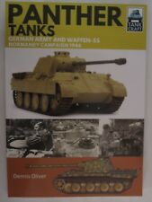 Panther Tanks  - Germany Army and Waffen SS, Normandy Campaign 1944 (Tankcraft)