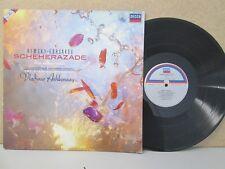 RIMSKY KORSAKOV- Sheherazade/Tsar Saltan-Suite ASHKENAZY Warren-Green Violin LP