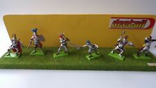 Britains Deetail Knights Set Toy Trade Fair Advertising Display Plastic 1.32