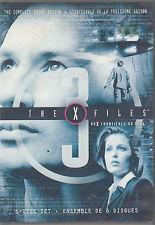 The X-Files - The Complete Third Season (DVD 6-Disc Set)