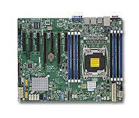MBD-X10SRL-F Supermicro M/B LGA2011 2xGbE 10SATA3 8xPCI-E 1TB RAM 8x PCI-E M ~D~