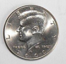 2000-D Kennedy Half Dollar CNC, Uncirculated