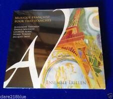 CD de musique classique trio sans compilation