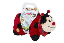 "New Pillow Pets Classic Buddies 16"" Ladybug Plush Snuggly Original & Authentic"