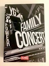 YG Family World Tour 2014 DVD Bigbang Winner Epik High Psy 2NE1 iKon G Dragon