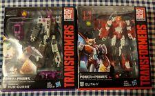 Transformers Power of the Primes 2018 Voyager Class Hun-gurrr Elita-1Set