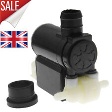 Windscreen Washer Pump Front + Rear Twin Outlet For Hyundai Accent Kia Picanto