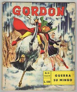 Gordon (1964) #11 Italian Fratelli Spada Flash Gordon Alex Raymond Strip Art VG+