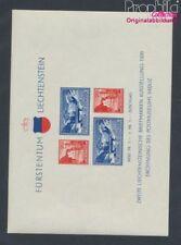 Liechtenstein Bloque 2 nuevo 1936 exposicion de sellos (8910495