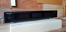 Kenwood KT-1010L Quartz Synthesizer Stereo Tuner