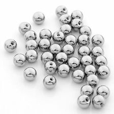 500pc Steel Silver 2mm Ball Fit 16G Eyebrow Ear Nipple Ring Piercing Accessories