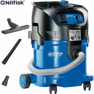 Nilfisk ATTIX 30-21 PC Industrie- Nasssauger Trockensauger Staubsauger Steckdose