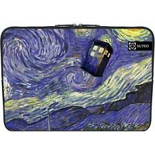 "1420 Neoprene Sleeve / Laptop 15.6"" inch - Starry Night by Vincent Van Gogh"