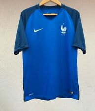 France National Team 2016 Home Football Soccer Shirt Jersey Maillot Nike Trikot