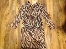 Bnwt Vestry Ladies Tiger Little Dress Size M/L