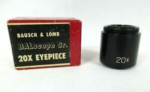 Bausch & Lomb BALscope Sr. 20X Eyepiece 61-44-56