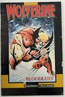 WOLVERINE: BLOODLUST / 6.0 FINE + / 1990 MARVEL Prestige
