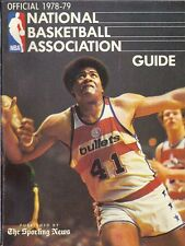 1978-79 National Basketball Association Guide
