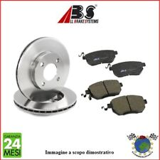 Kit Dischi e Pastiglie freno Ant Abs PEUGEOT 4008 JEEP PATRIOT COMPASS