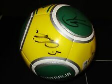 Australia - Socceroos signed 2010 World cup football - includes Tim Cahill