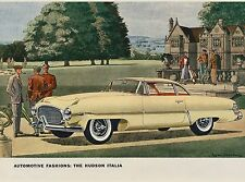 1953 Hudson ITALIA Coupe, Refrigerator Magnet, 40 MIL
