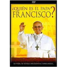 POPE FRANCIS Who is? ¿QUIEN ES EL PAPA FRANCISCO ? ORIGINAL  DVD