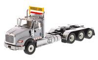 INTERNATIONAL HX620 DAY CAB TRIDEM TRACTOR GREY 1/50 DIECAST MASTERS 71011