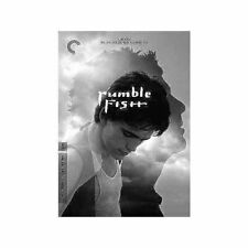 Criterion Collection Rumble Fish - Drama DVD
