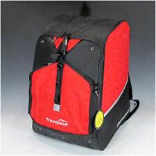 Transpack Boot Vault LT Backpack (Red) Ski / Snowboard Boot, Helmet and Gear Bag