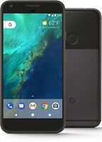 Google Pixel 32GB or 128GB Black Blue or Silver GSM Unlocked *Refurbished*