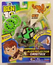 Ben 10 Alien Projection Omnitrix Role Play Wrist Watch Light Up Playmates (MOC)