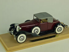 SOLIDO 1/43 SCALE - 55 - 1929 CORD L 29 - DARK RED (BB)